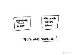 Behavior Gap Newsletter: The Small, Boring Things