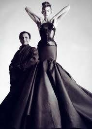 Azzedine Alaia Patrick Demarchelier, Alaia Dress, Bustier Dress, Bustier Couture, Dress Couture, Dior Couture, Couture Fashion, Bodycon Dress, Jessica Hart