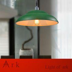 168.00$  Watch here - http://aliz0r.worldwells.pw/go.php?t=32443852624 - ARK LIGHT VINTAGE IRON Pendant light american old furniture nostalgic vintage  for living room COOFE ROOM DINNER ROOM