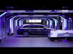 Robotic Technology Update : Let A Robot Valet Park Your Car, Yeah Now Robot Can Park You Car - The Technology Zone