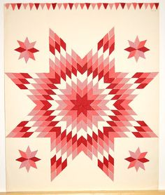 I want to make this Native American quilt design