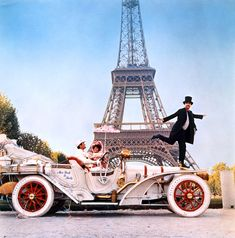 Jack Lemmon, Tony Curtis, Natalie Wood, Tour Eiffel, Old Movies, Great Movies, Top 10 Actors, Convertible, Blake Edwards