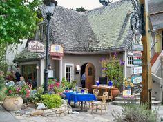Carmel By The Sea Carmel Ca Wonderful Shops With Great