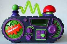 This list really was my childhood, and I totally had this clock