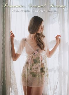 {PerfectlySTYLED} CLAIRE PETTIBONE (PART 2) ~ LUXURY LINGERIE via The Bridal Circle