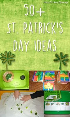 491 Best St Patricks Day Ideas For Kids Images In 2019 St