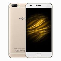 Allcall bro mobile phone Dual Back 8MP 2MP Camera 3G Fingerprint 5inch MTK6580 Quad Core Android 7.0 1GB RAM 16GB ROM Smartphone