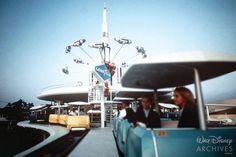 In 1967, PeopleMover debuted at Disneyland
