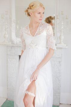 The Wedding Garter Co. ~ Luxurious Handmade Garters   15% Exclusive Reader Saving