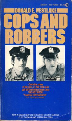 Cops and Robbers - Donald E. Westlake