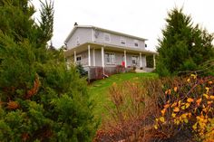 901 Campbellton Road, New London, Prince Edward Island.  Included apartment/in-law suite.