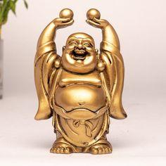 Maitreya Buddha, Gautama Buddha, Buddha Buddhism, Buddha Meditation, Small Buddha Statue, Lucky Symbols, Indian Pillows, Buddha Decor, Elephant Applique