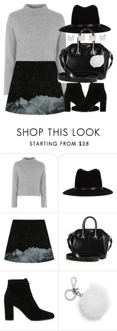 """""""Untitled #3827"""" by london-wanderlust ❤ liked on Polyvore featuring Topshop, rag & bone, Givenchy, Yves Saint Laurent, Michael Kors and Maison Margiela"""