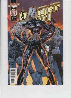 Danger Girl # 6 Scott Campbell Cliffhanger Dec 1999 - $ 235.00