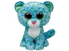 Ty Beanie Boo XL Poes - Leona, 42 cm