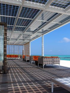 The world's first entirely solar powered five-star guest resort has opened