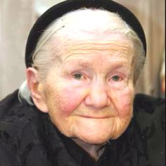 Inspirational Irena  Sendler- she saved 2500 babies and children during the holocaust. When she was discovered the nazis broke both of her legs and feet. She still lived to be a joyful 98. God bless her.