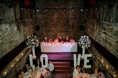 The Caves Industrial Urban Wedding Venue in Edinburgh - A Scottish contemporary wedding in Edinburgh Caves with Charlie Brear dress, pastel colour bridesmaid dresses from J Crew and Ted baker contemporary groomswear