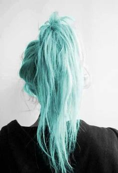 I really just want long hair again and this colour is lovely