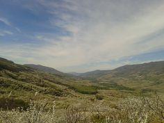 La maravillosa primavera en el Valle del Jerte.