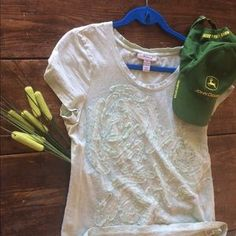 I just added this to my closet on Poshmark: Style and Co. Medium Cotton Mint Tee. Price: $12 Size: M