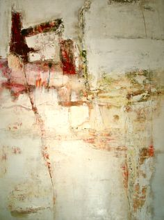 Contemporary abstract paintings by artist Jeane Myers! Oil and cold wax, recipe for making cold wax medium using beeswax