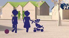 SPLICE Creates Clever 3D Animation for Allianz
