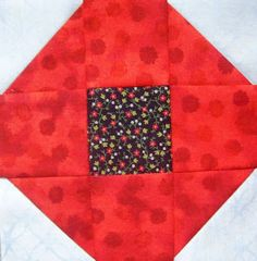 Poppy quilt! Do I put this in Quilting or Poppies?!