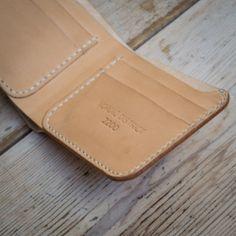 NORDIC DISTRICT - 'Borr' Bi-fold Wallet-SR