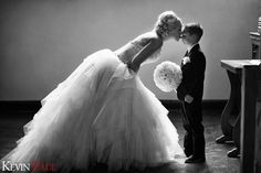 The bride and her son having a special moment. So glad I could be there for this!
