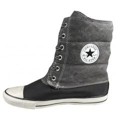 Converse Slushie Mid Canvas Black
