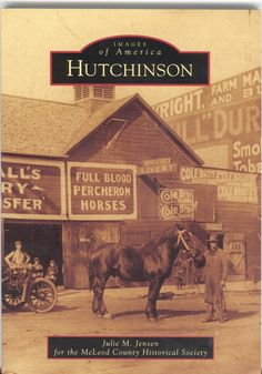 1800s towns in minnesota | ... » Presenting: Images of America-Hutchinson, MN By Julie M. Jensen