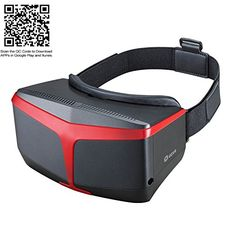 Eyesight Protection 3D VR Glasses Lenses: Three types of Fresnel optical glasses lenses suitable for different people (adults and kids),including normal eyesight and myopia under 8.0 diopters and astigmatism within 0.5 diopter. If you are normal vision, then choose the lowest diopters to watch,if you are nearsightedness,then choose the suitable diopters glasses to use.Then it can protect your vision in a certain degree. Automatic FD & OD Adjustment and Large Viewing Angle Design: After…