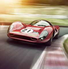 Pic, Ferrari. Story: 25 Years of Stunning Automotive Photography by Nigel Harniman [29 Pics] | via: I Like To Waste My Time