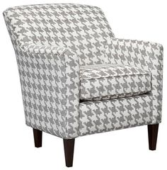 Best Sidney Road Accent Chair Art Van Furniture Living 400 x 300
