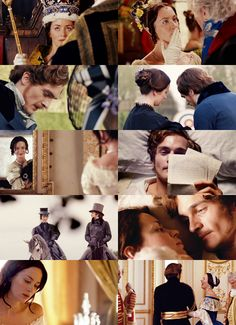 """""""I am your queen, and I am telling you to stay!"""" The Young Victoria"""