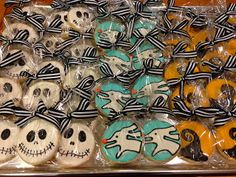 Nightmare Before Christmas Favors