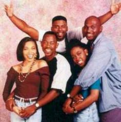 MARTIN LAWRENCE TV SHOW TISHA CAMPBELL MARTIN LAWRENCE CARL ANTHONY PAYNE II TICHINA ARNOLD THOMAS MIKAL FORD