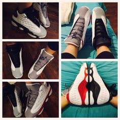 "Jordan Gray Toes && Baron 13s <span class=""EmojiInput mj40"" title=""Heavy Black Heart""></span>️"
