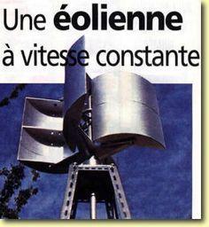 Onpeutlefaire.com   Construire une éolienne à axe vertical