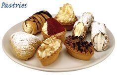 italian pastries,,,mmmmmm....