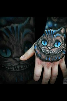 Best Cheshire I've seen thus far