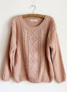 Big cozy sweater