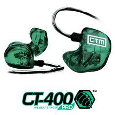4 Driver custom In Ear Monitors