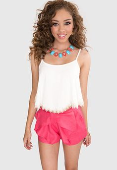 Priceless Shorts for Women, Teens and Juniors at Affordable Prices.