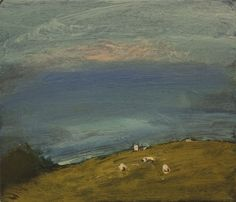 """ John McGahern - Melita Denaro British on panel, 24 x 28 cm Cool Art, Awesome Art, Painting, Artists, Painting Art, Artist, Paintings, Painted Canvas, Drawings"