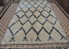 BO486 Beni Ouarain carpet