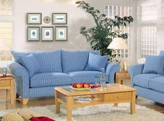 Like this room and this sofa/loveseat Loveseat Sofa, Sofas, Couch, Beach Living Room, Living Room Decor, Outdoor Furniture Sets, Outdoor Decor, Love Seat, Home Decor