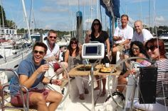 Enjoy a full day on the water and experience sailing a luxury yacht under the guidance of one of our experienced skippers.
