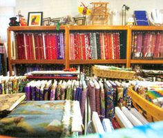 Fabric shop near Arcade area in Asheville NC. Great fabric!   cute ... : quilt shops honolulu - Adamdwight.com